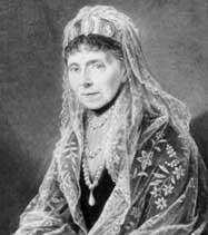 Impératrice Augusta, née princesse de Saxe-Weimar-Eisenach 1811-1890