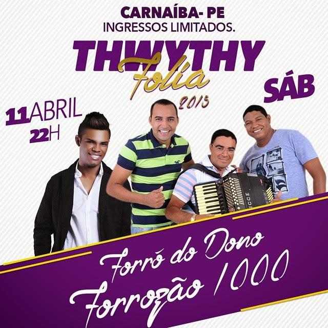 III THWYTHY FOLIA EM CARNAIBA