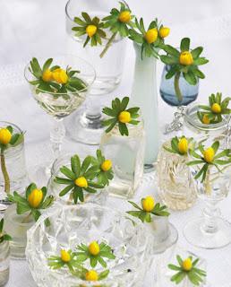 Mange små blomster giver sammen stor effekt