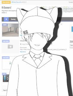 maskot baru KG-blog :3