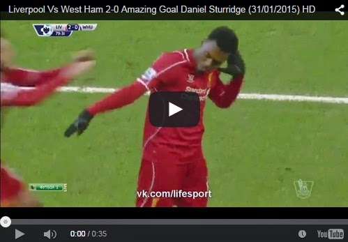 Hihglights : Liverpool 2-0 West Ham United