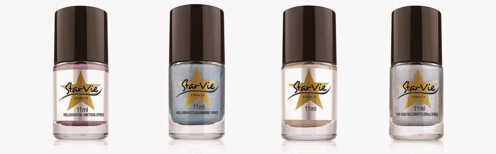 Lançamentos StarVie Beauty Fair 2014