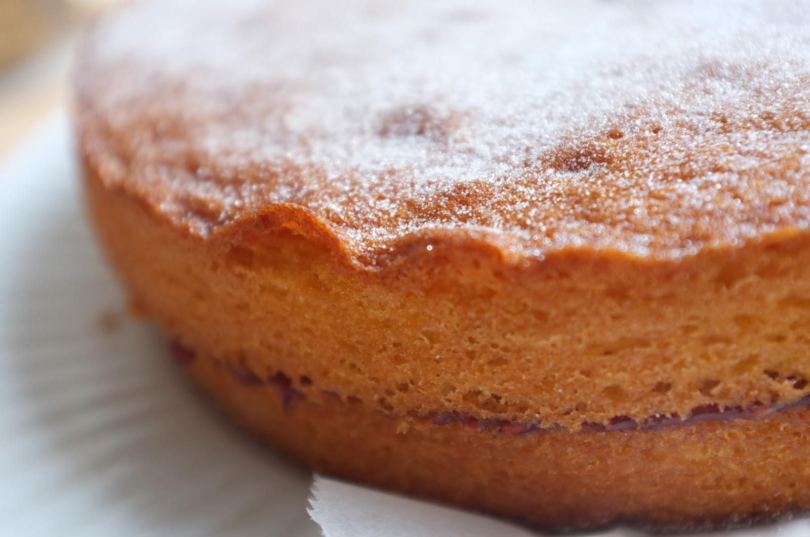 Cake recipe all in one method