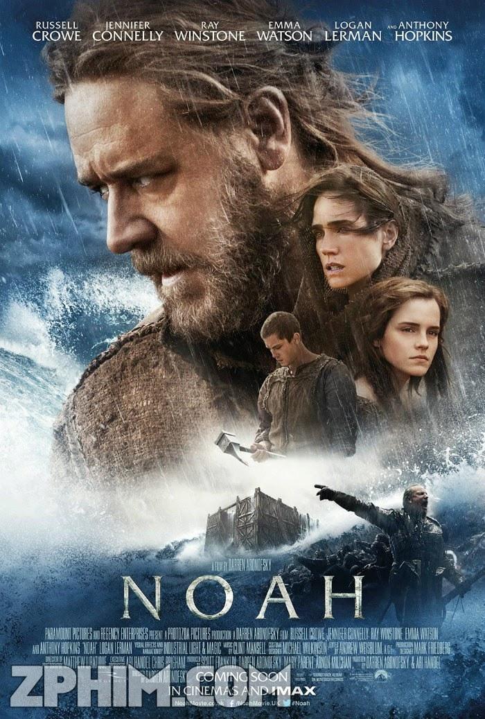 Đại Hồng Thủy - Noah (2014) Poster