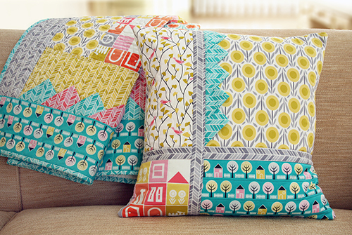 Introducing Cloud40 Fabrics For Joann Fabrics House Garden Gorgeous Joann Fabrics Pillow Covers