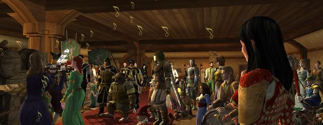 Lord of the Rings Online: LotRO: Я больше тебя не прошу ни о чем