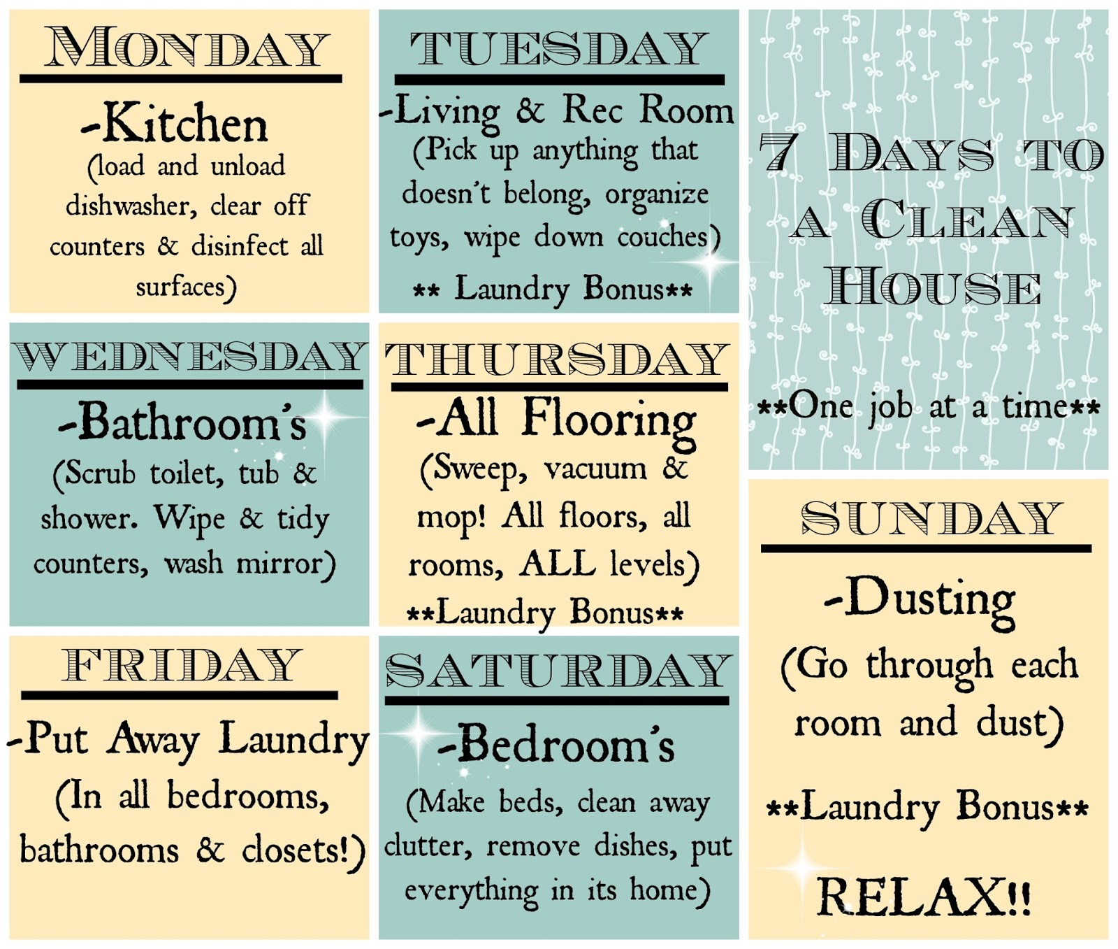 How To Clean The House how clean is your house infographic. homeec how to keep a clean