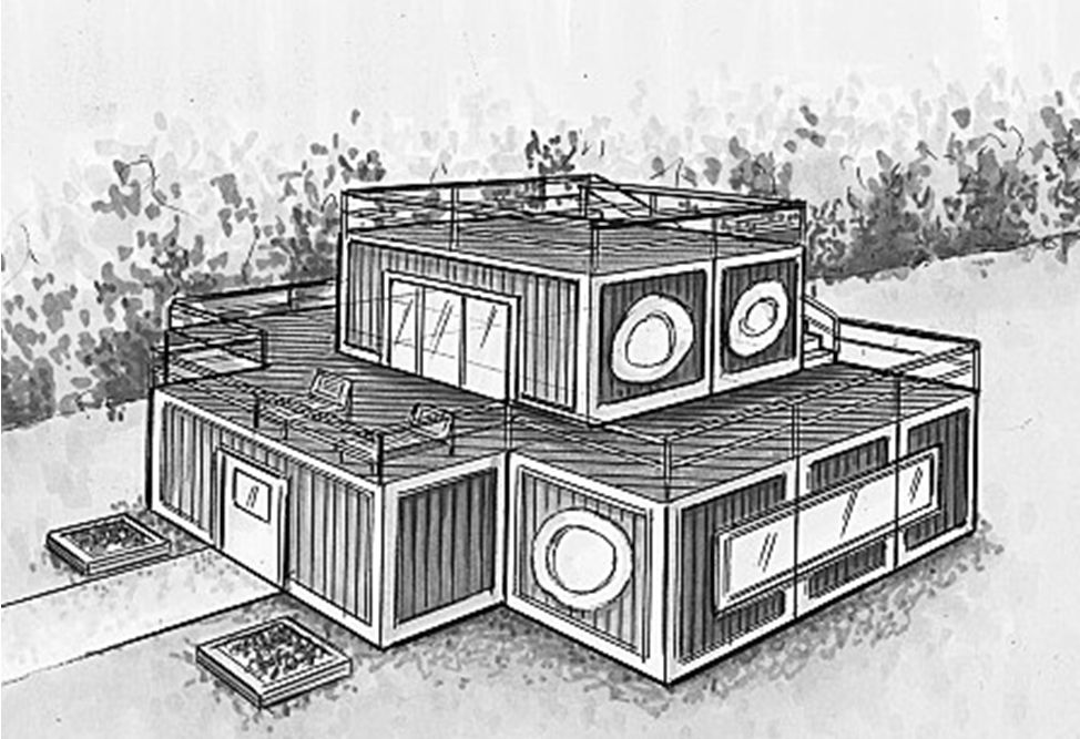 Conseils pour la construction de votre maison container: Conseils ...