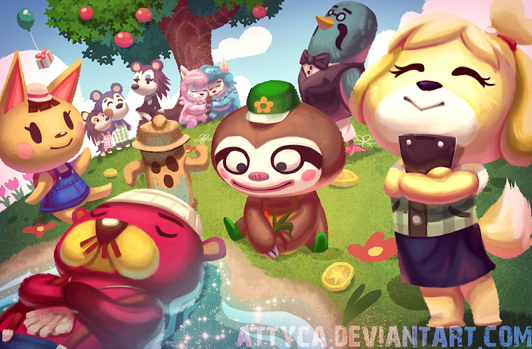 ~✿*.:* Animal Crossing Wild World ✿。.:*~