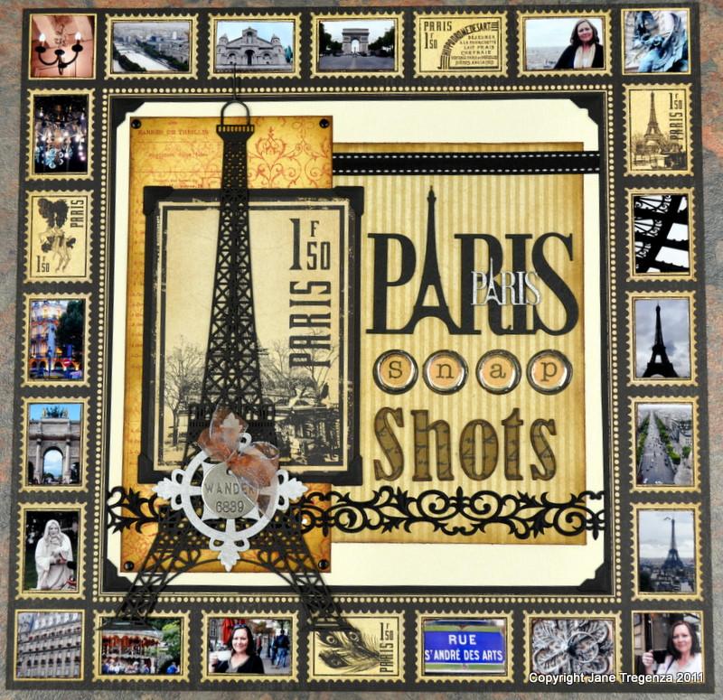 Jane tregenza graphic 45 layout gallery - Boutique scrapbooking paris ...