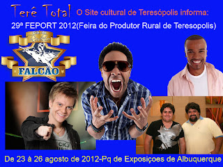 FEPORT 2012 Festa do Produtor Rural de Teresópolis