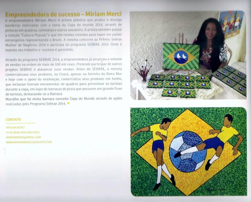 LIVRO: O LEGADO DO PROGRAMA SEBRAE 2014 AOS PEQUENOS NEGÓCIOS.