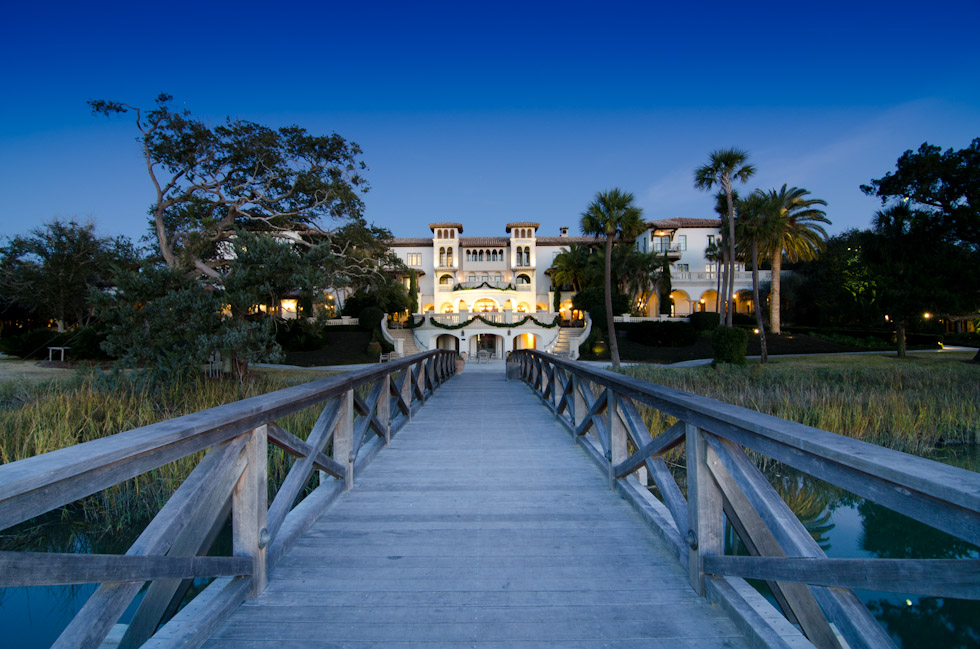 The Cloister Resort At Sea Island