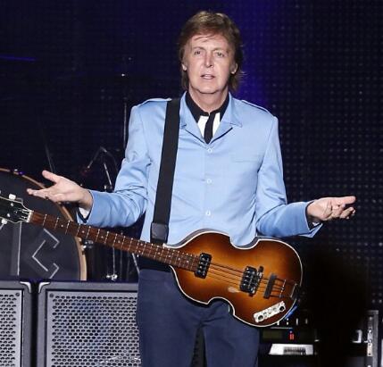 MaccaMexico Concierto De Paul McCartney En Belo Horizonte