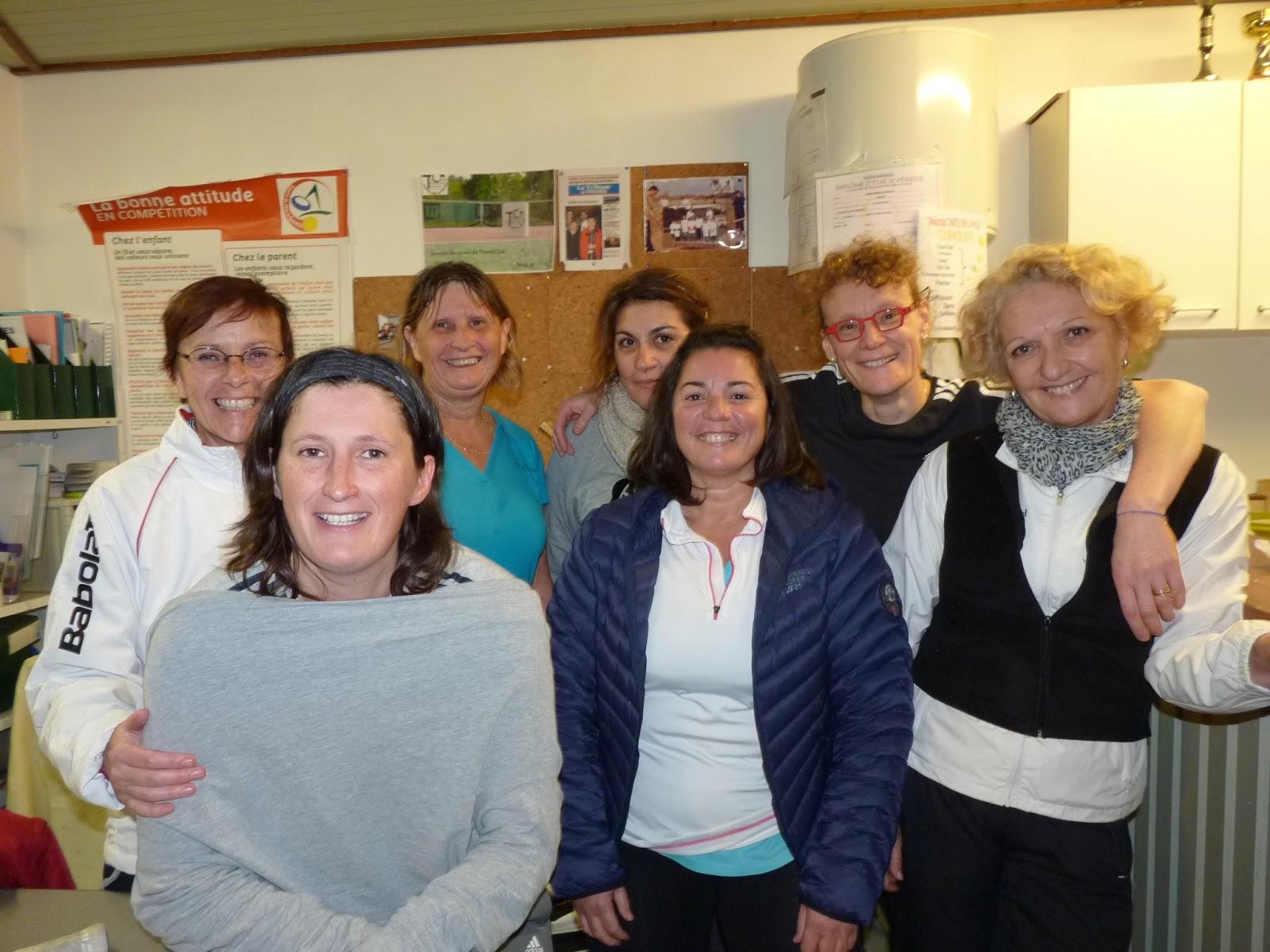 Rencontres de femmes seniors