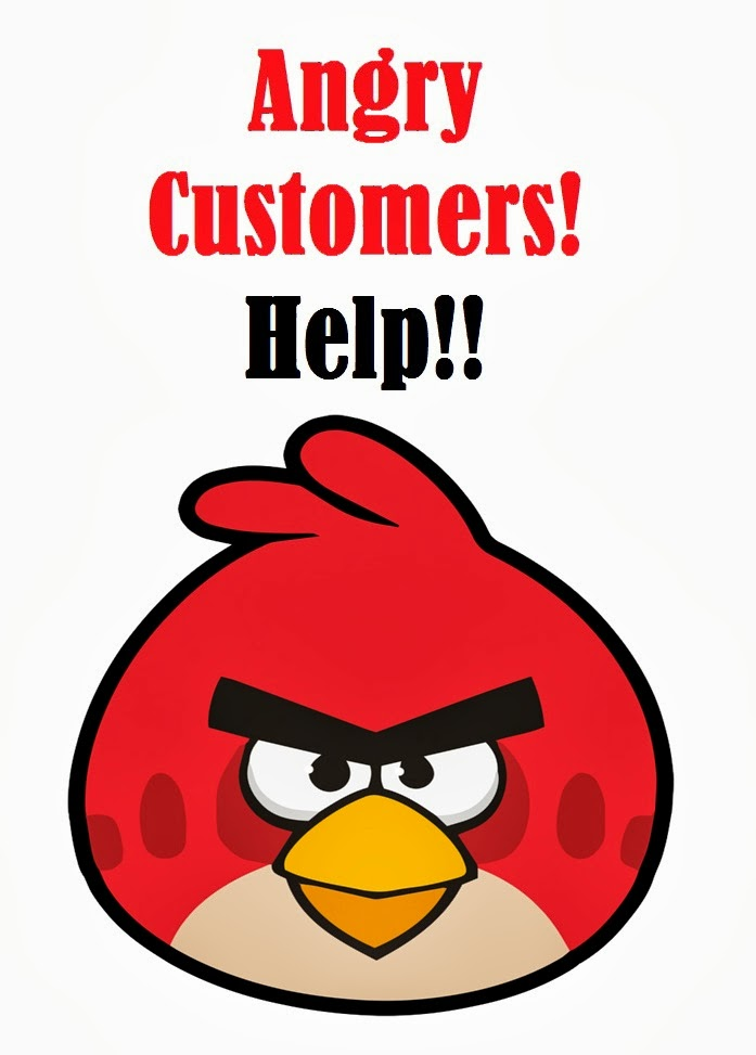 how to deal with angry customer At some point, everyone in business has to deal with an upset customer the challenge is to handle the situation in a way that leaves the customer thinking you operate a great company.