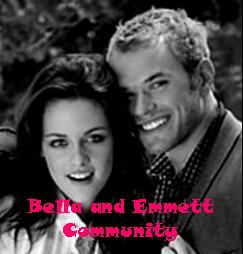 Soy parte de Bella and Emmett Community