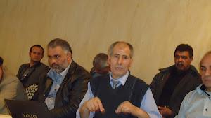 اجتماع اللجنة التأسيسية للحزب احتفالا بعيد الاستقلال 24 ديسمبر 2011