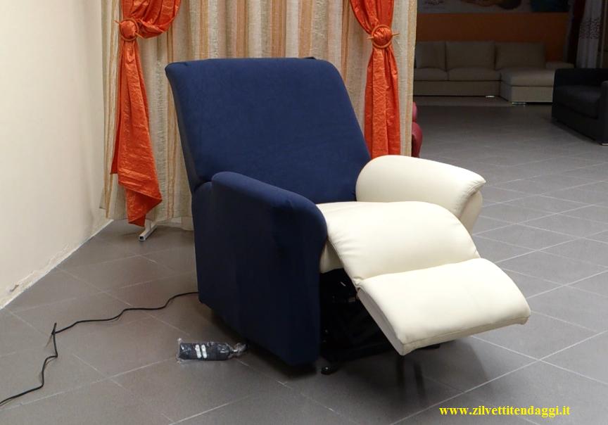 Tende materassi letti poltrone divani zilvetti tendaggi copripoltrona universale fodera di - Copripoltrona letto ...