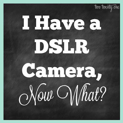 DSLR Camera Tips