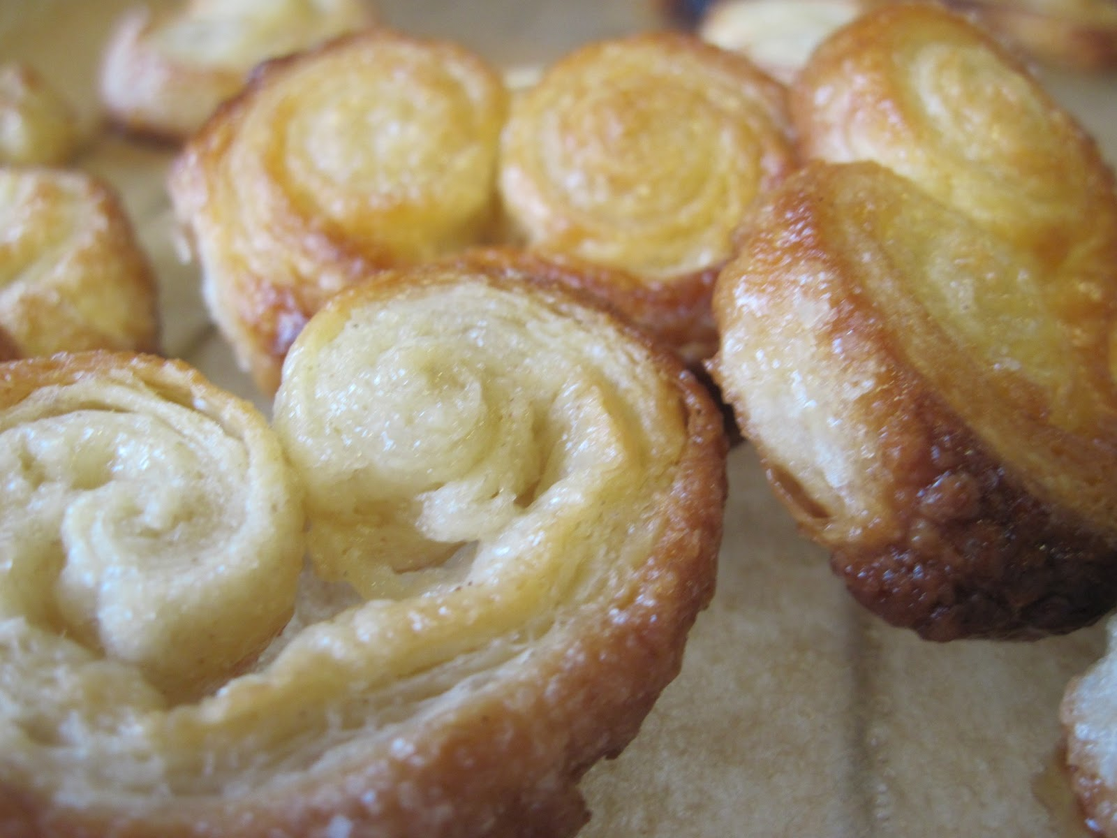 Palmiers Recipes — Dishmaps