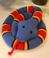 http://www.ravelry.com/patterns/library/striped-snake