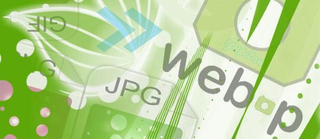 Membuat File Gambar Menjadi Format WebP