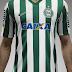 Coritiba apresenta sua nova camisa reserva