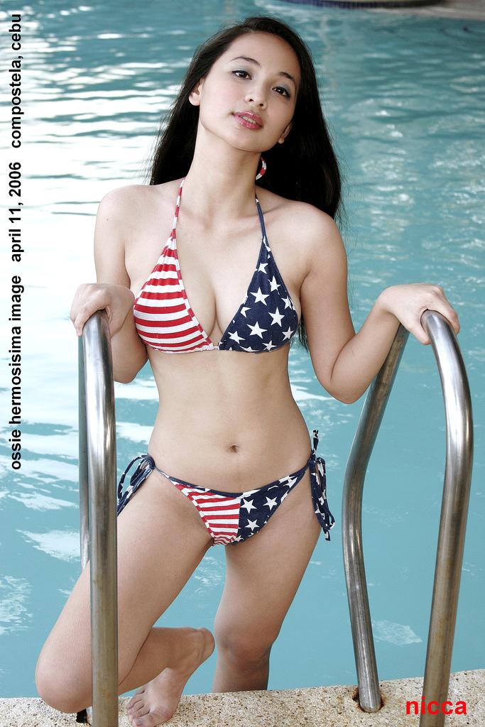 beach bikini sexy asians 04