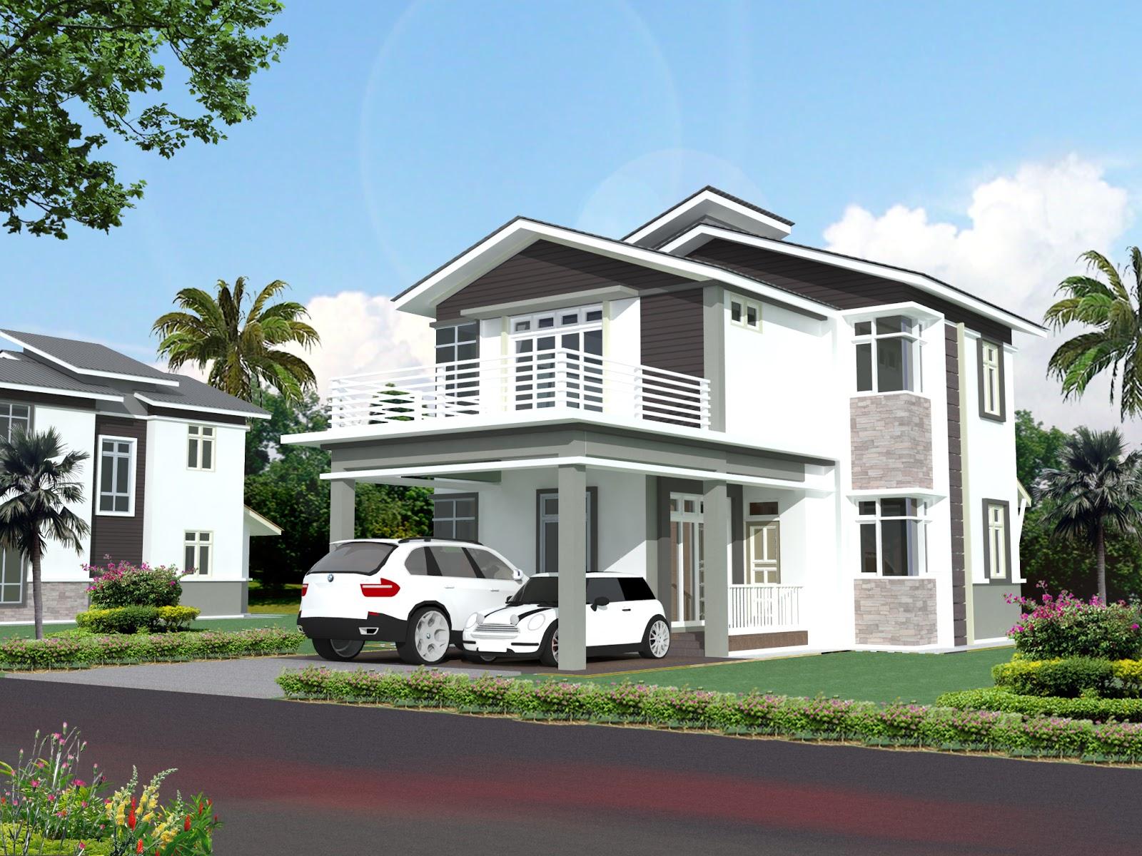 Modern design home for Minimalist house design 1 floor