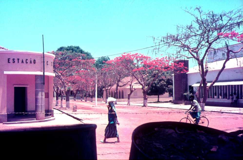 Guiné (1961/74): povoações com balcão ou estação dos CTT