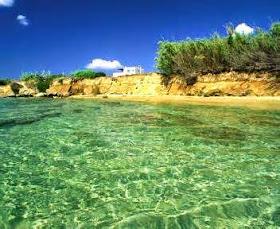 El mar de Paros