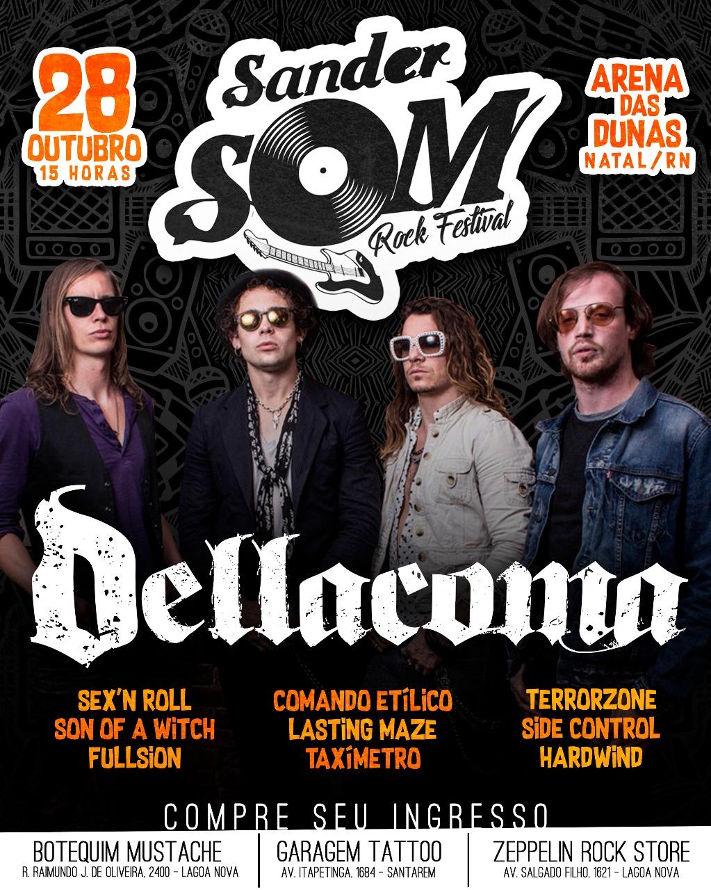 SANDER SOM ROCK FESTIVAL