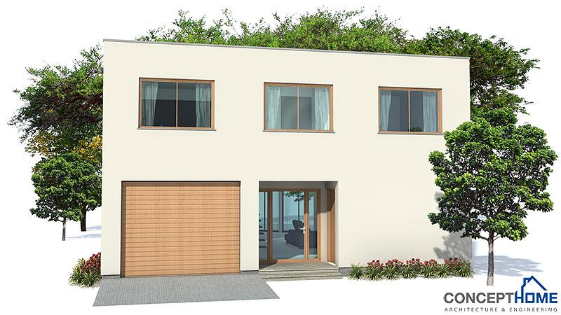 Contemporary house plans spacious contemporary house plan for Concept home com