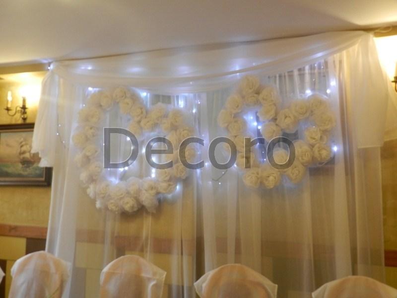 Firma Decoro Dekoracje ślubne Weselne I Okazjonalne Cennik