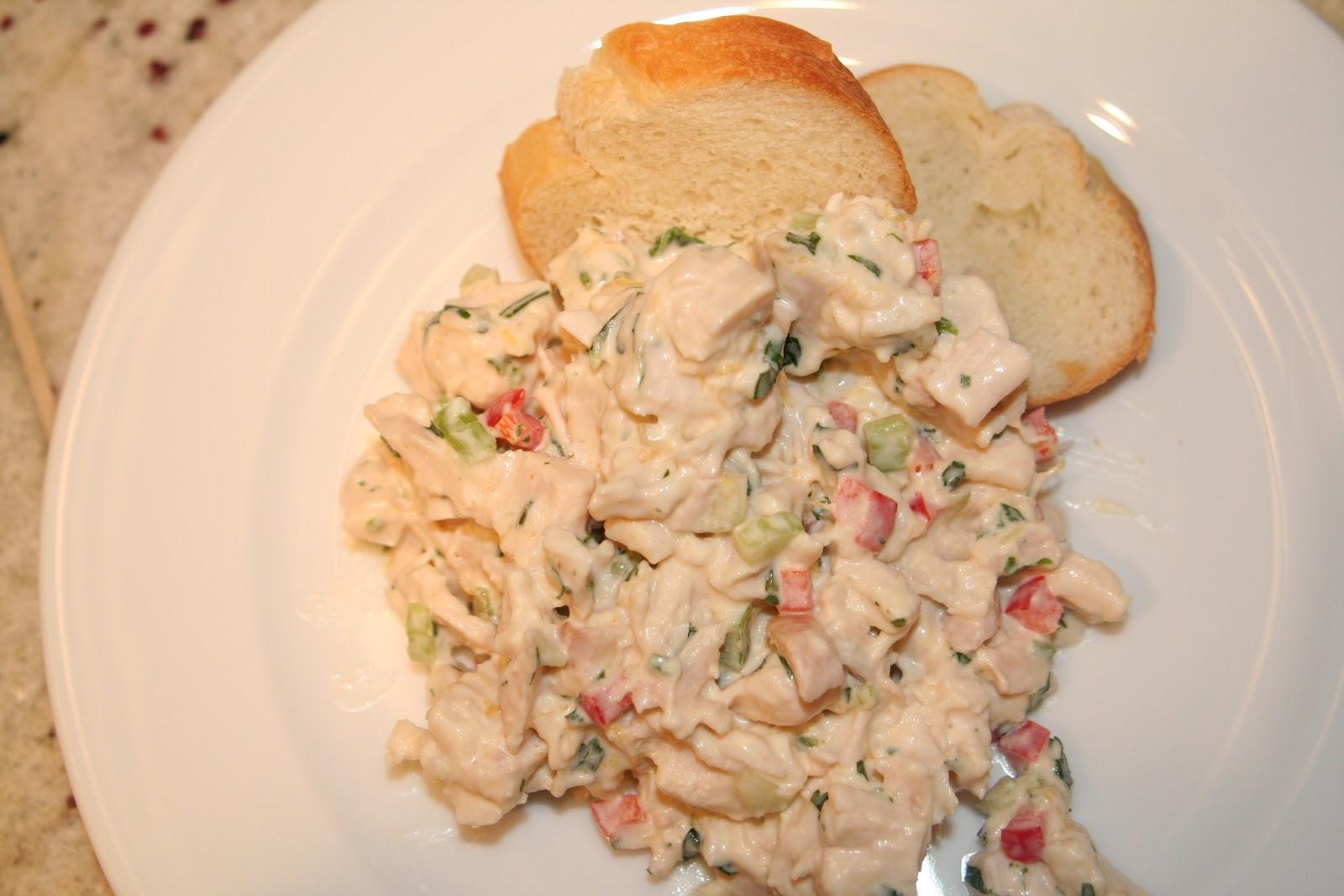 Cooking in Kirkland: Chutney & Cilantro Chicken Salad