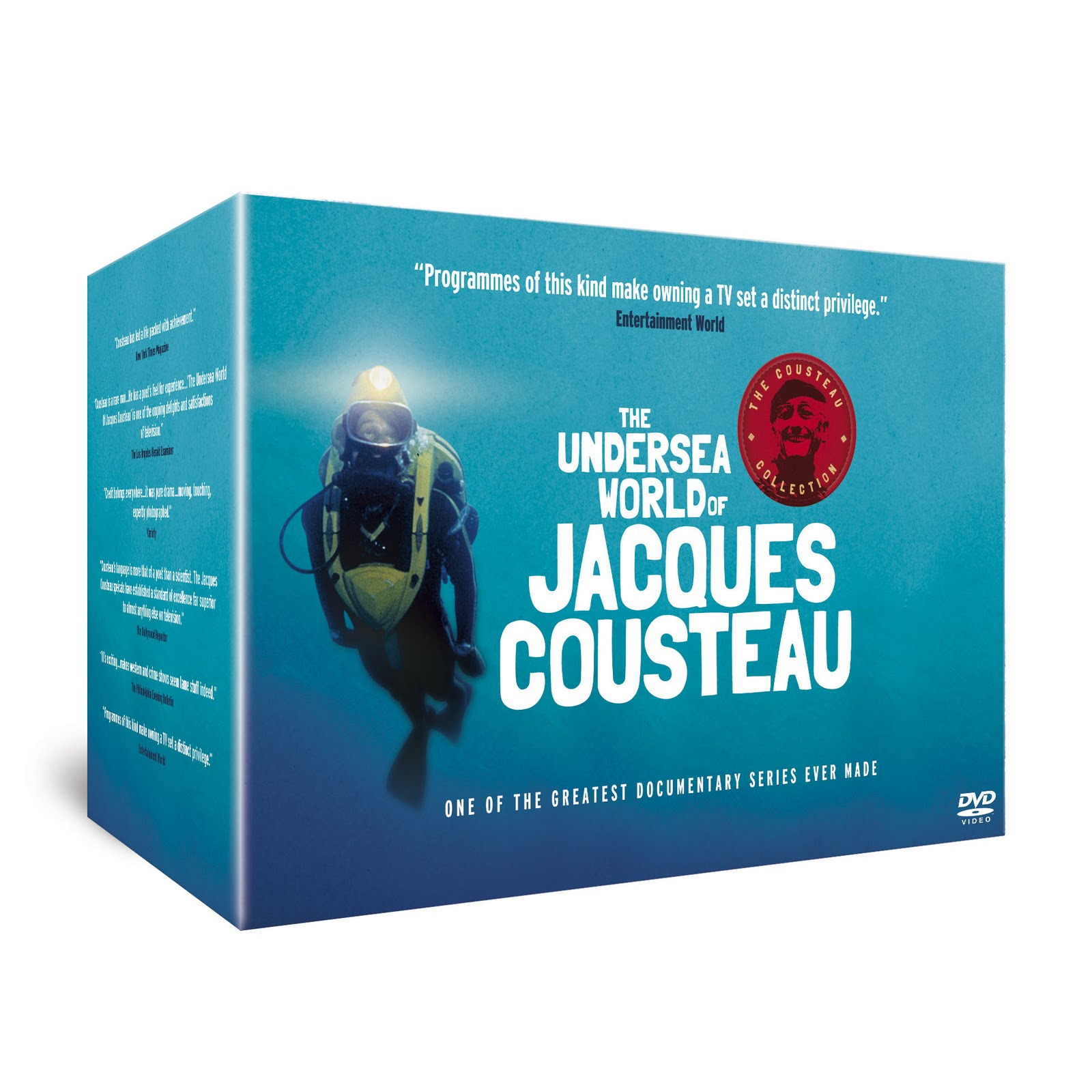 The Undersea World of Jacques Cousteau movie