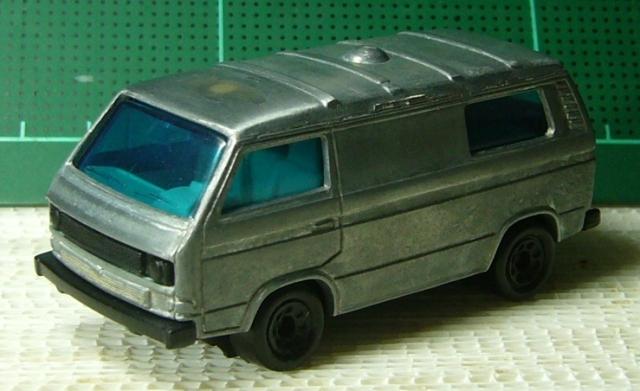 Volkswagen van - งานรถเหล็ก โดย kit556