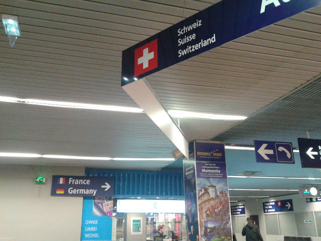 Aerpuerto Basilea