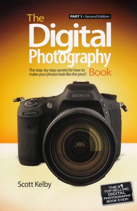The Digital Photography Book: 'The step-by-step secrets for how to make your photos look like the pros!' Part 1. By Scott Kelby