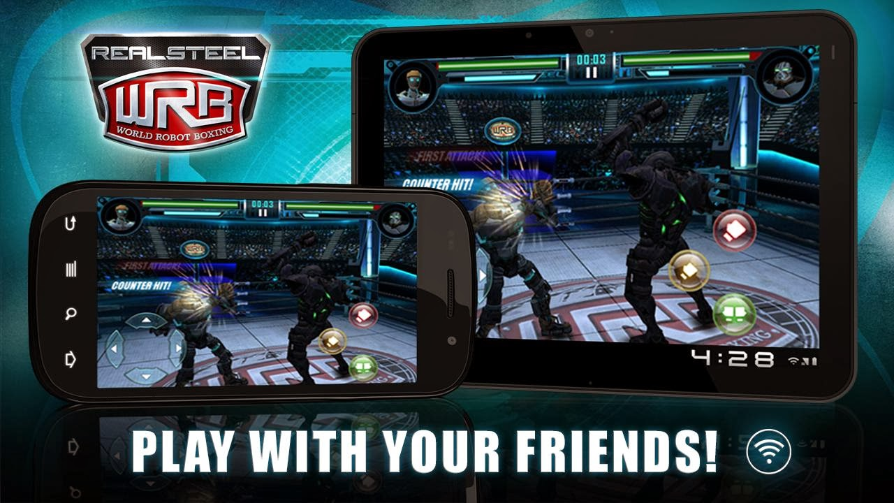how to play local multiplayer on real steel