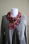 """ Hugs for Japan "" ~ Knitted Scarf"