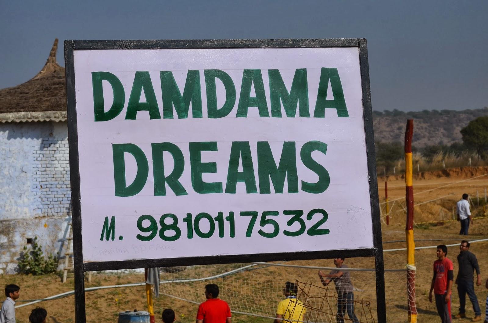 Damdama Dreams
