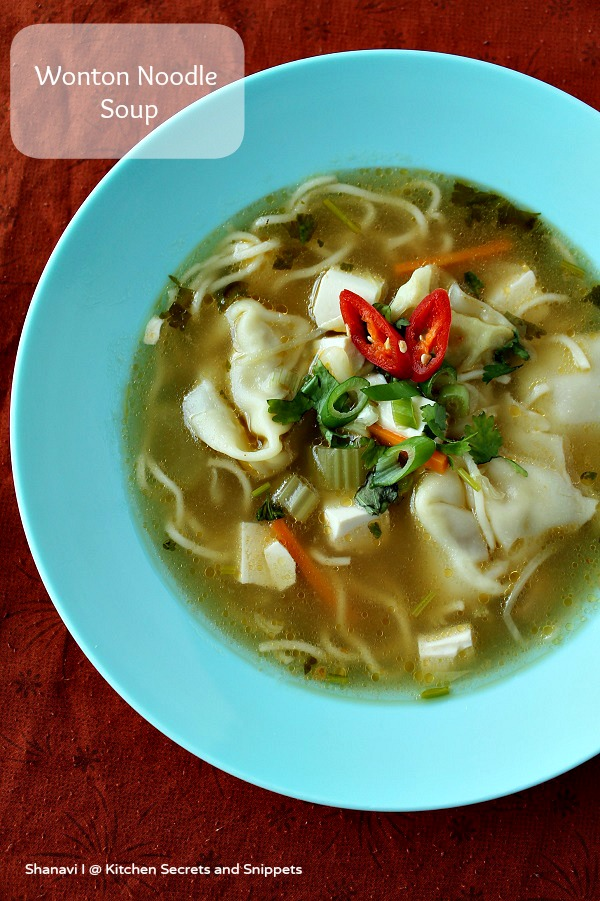 chicken wonton noodle soup for ifc #1