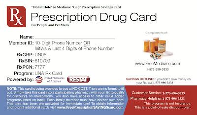 Hundreds of manufacturer coupons for prescription drugs