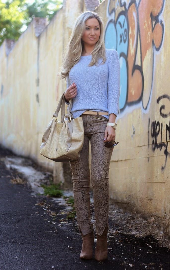 look do dia, ootd, look of the day, cores pastel, azul céu, sky blue, sweater, animal print, píton, zip, zíper, dourado, golden, furla, zara, guess, hm, tons pastel, pastel colors, azul bebé, pastel blue, baby blue, tendências primavera verão 2014, dicas de imagem pessoal, consultoria de imagem, cláudia nascimento, style statement, blog de moda, blogue de moda, blog de moda portugal, blogues de moda portugueses