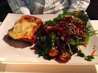 The Fleurieu Pantry, Adelaide, Vegetarian Lasagne