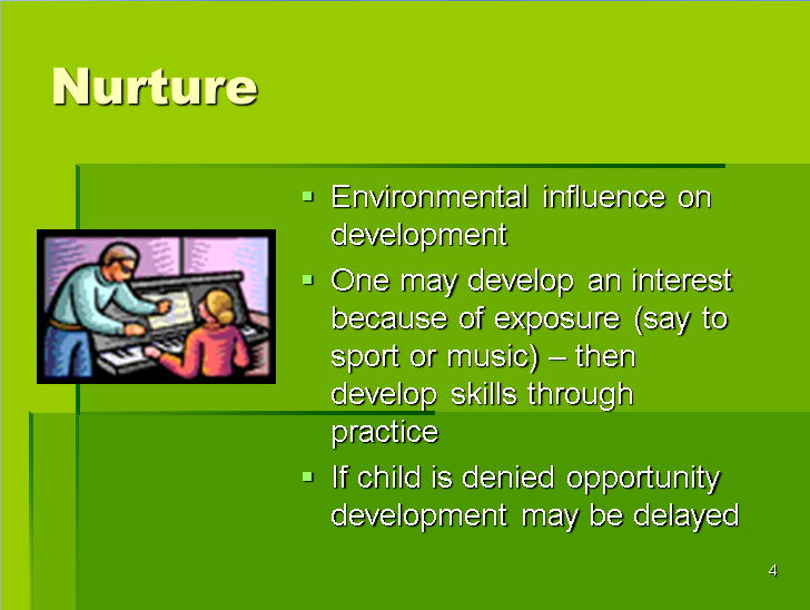Child Development what subject to study