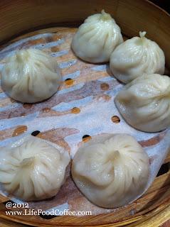 Pork with Prawn Dumpling at Asian Kitchen