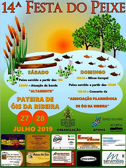 FESTA DO PEIXE DA TUNA / AFOR DE ÓIS DA RIBEIRA!